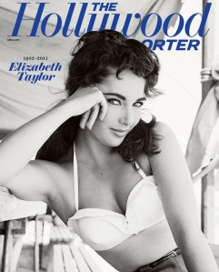 The Hollywood Reporter Issue 13 April 06th 2011 Elizabeth Taylor