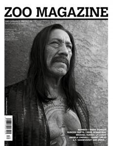 Zoo Magazine #30 Spring 2011 Danny Trejo by Bryan Adams
